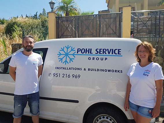 Pohl Service Group in Marbella und Estepona