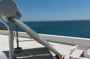 Sotogrande installation and repairs of thermal solar water heaters.